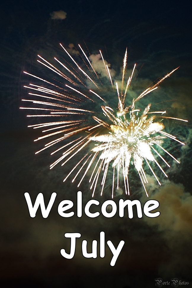 2020-07 Welcome July